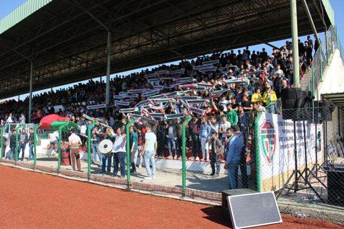 Şampiyon Bilecikspor 54