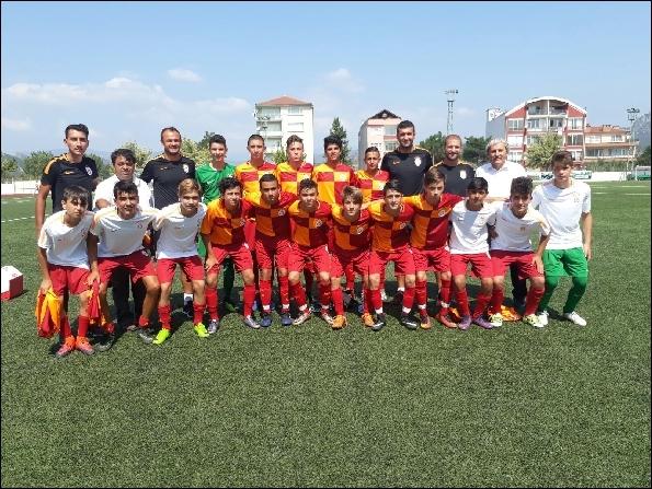 LEFKE CUP U15 BAŞLADI 17