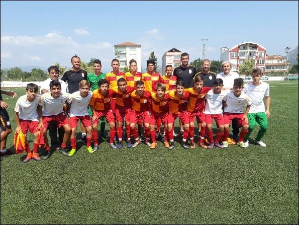 LEFKE CUP U15 BAŞLADI 18