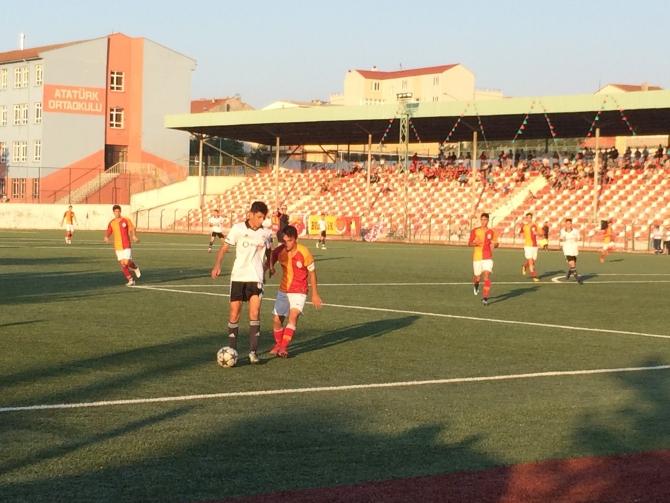 LEFKE CUP U15'TE ŞAMPİYON BELLİ OLDU 1