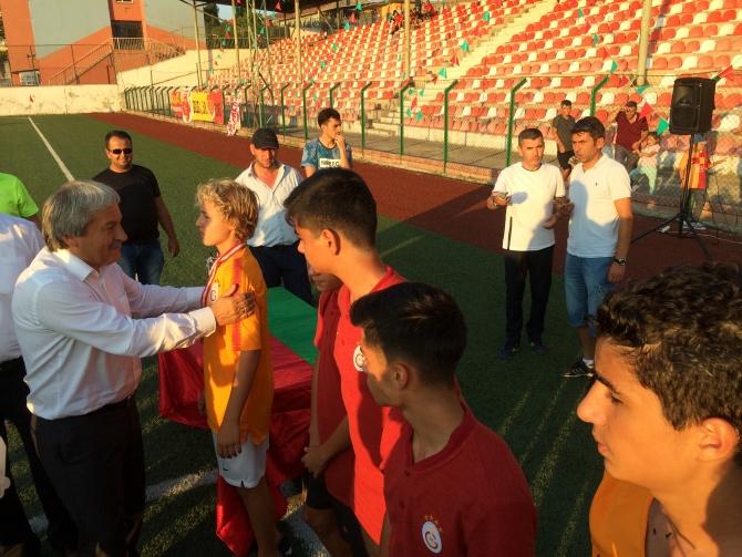LEFKE CUP U15'TE ŞAMPİYON BELLİ OLDU 10