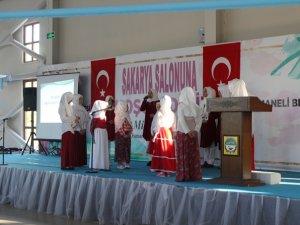 Kur'an Kursu Öğrencilerinden Yıl Sonu Etkinliği