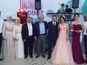 OSMANELİ'DE 121 NİKAH KIYILDI