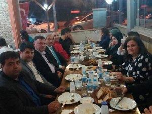 VEZİRHAN'DAN OSMANELİ'YE ZİYARET