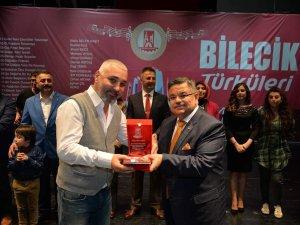 BİLECİK TÜRKÜLERİ ALBÜM'DE TOPLANDI