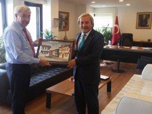 Başkan Şahin'den Ankara Çıkarması