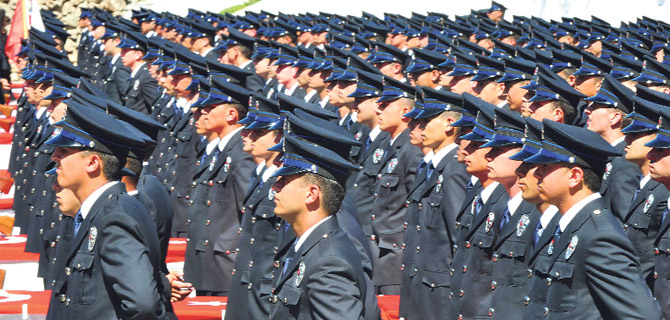 TÜRK POLİSİ 172 YAŞINDA