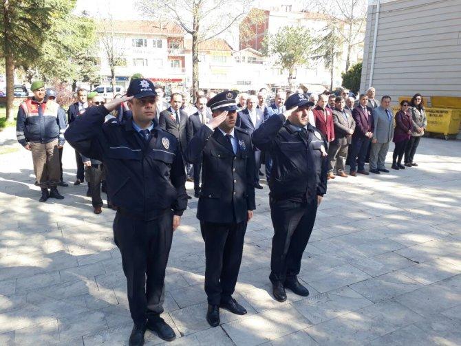 POLİS TEŞKİLATININ 172. YILI KUTLANDI