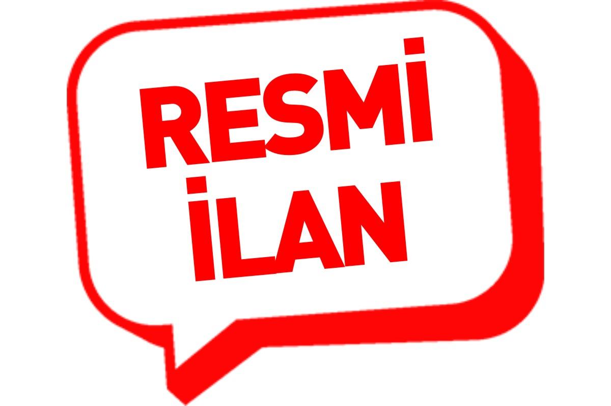 T.C.OSMANELİ İCRA DAİRESİ 2018/138 TLMT. TAŞINMAZIN AÇIK ARTIRMA İLANI