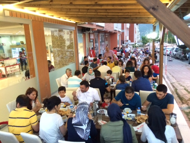 Osmaneli'nin Genç Girişimcileri İş Başında