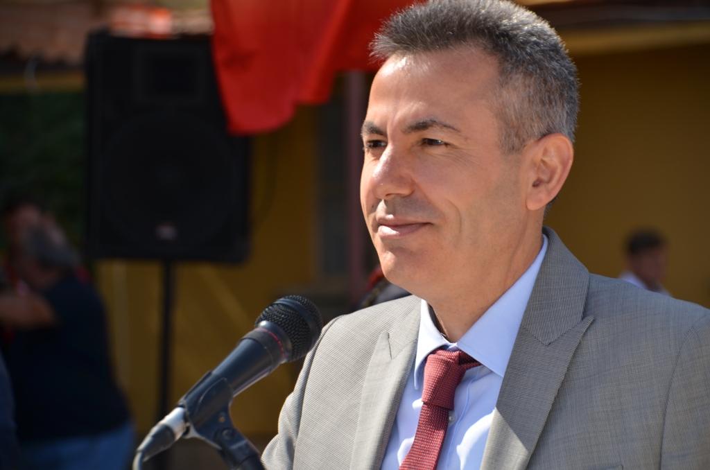 VALİ SÜLEYMAN ELBAN AĞRI'YA ATANDI