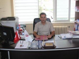 Osmaneli'nin Yeni İcra Müdürü Mesut Kotan Görevine Başladı