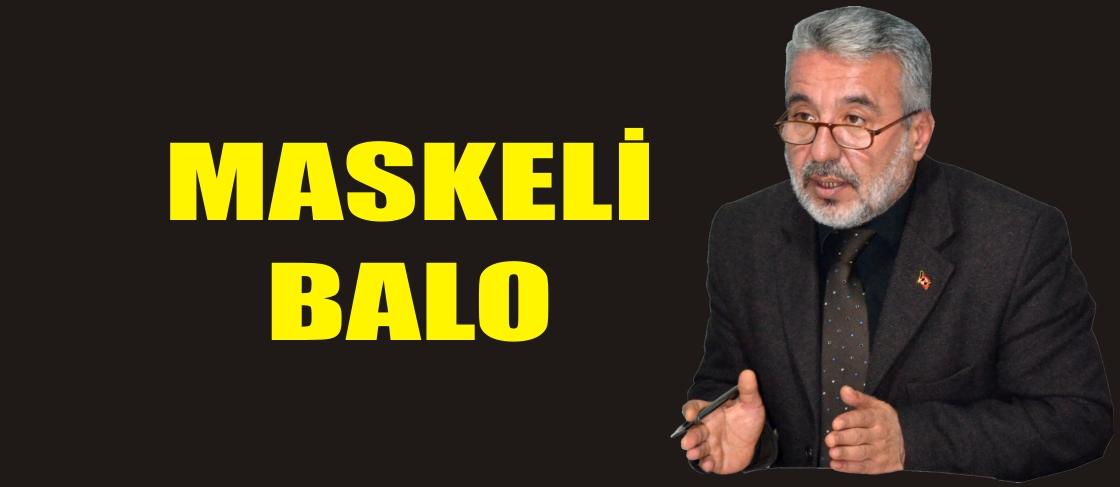 MASKELİ BALO