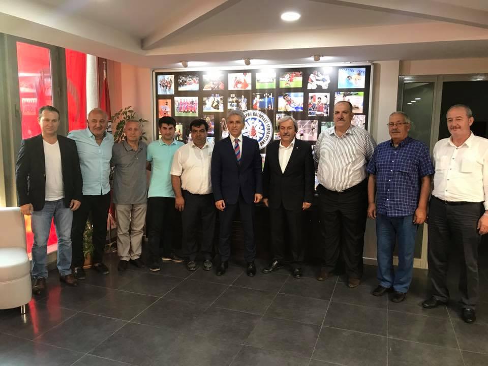 """OSMANELİ'DE """"LEFKE CUP U15 """"TURNUVASI"""