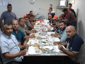 İstasyon Atıcılık Avcılık Kulübü av sezonunu pilav günüyle açtı