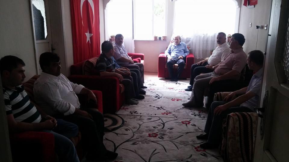 Osmaneli halkı, şehit ailemizin her zaman yanında