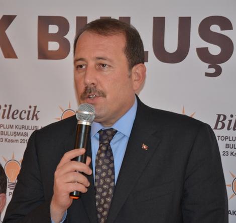 BİLECİK'İ ANKARA'YA RAPOR EDECEK