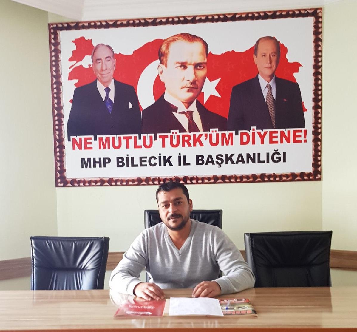 MHP'DE İSTİFALAR BİTMİYOR