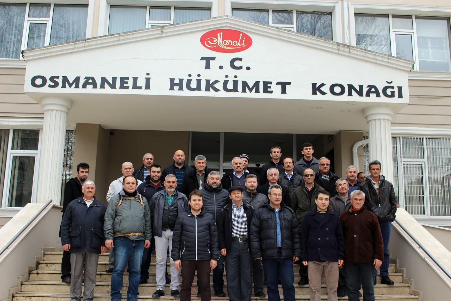 GÜMÜLCİNE'DEN OSMANELİ'YE