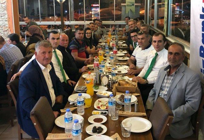 DENİZBANK'TAN OSMANELİLİ ÜRETİCİLERE  İFTAR YEMEĞİ