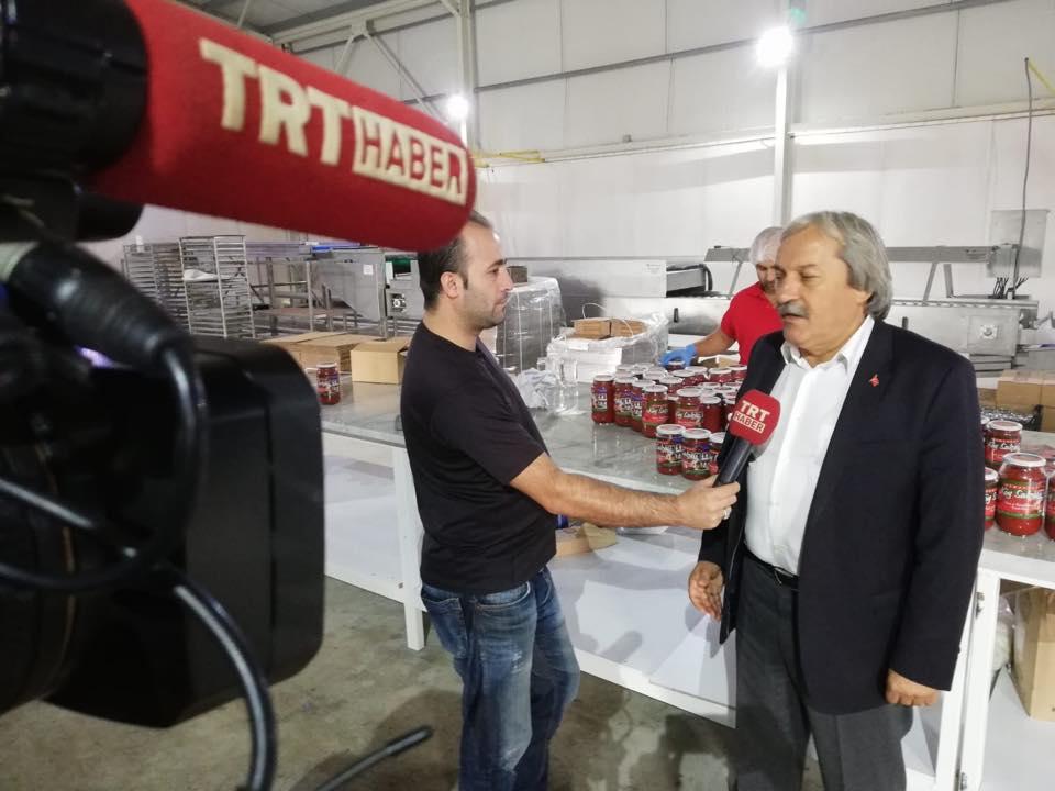 TRT OSMANELİ'DE