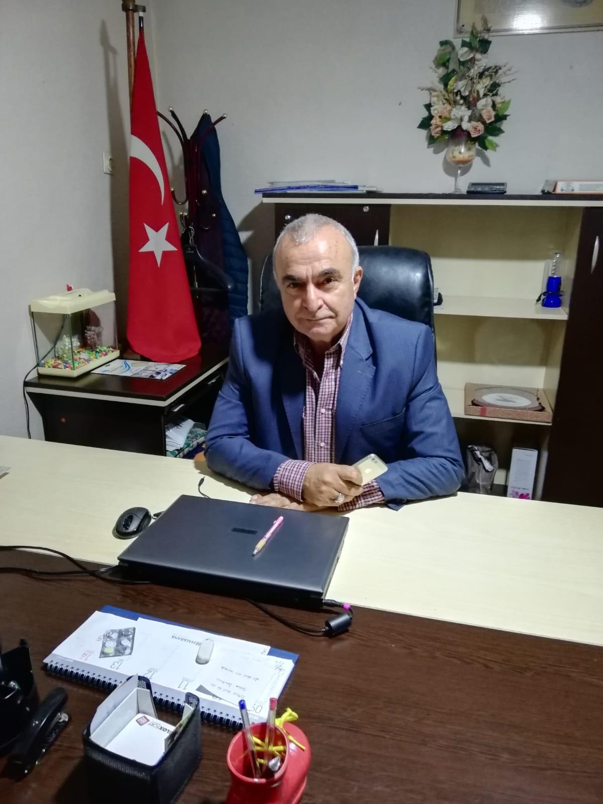 """""""HİÇBİR PARTİDEN, HİÇBİR MAKAMA ADAY DEĞİLİM"""""""