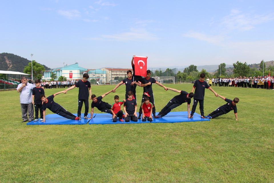 OSMANELİ TÜRKİYE'YE ÖRNEK OLDU
