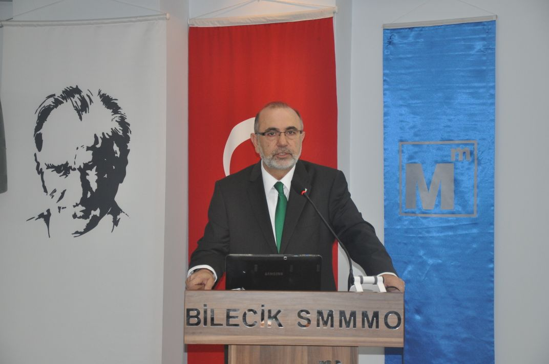 BİLECİK SMMMO'DAN YAPILANDIRMA EĞİTİMİ