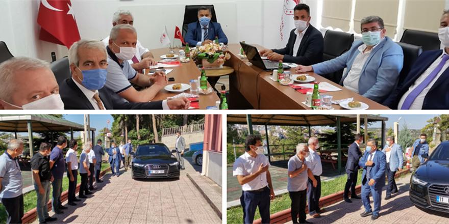 """Mv. Selim Yağcı """""""" Tarımda daha çok üreteceğiz"""""""