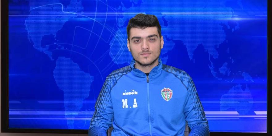 Osmaneli Nabzı Programı'nın konuğu akademi sorumlusu Mete Aktemur oldu