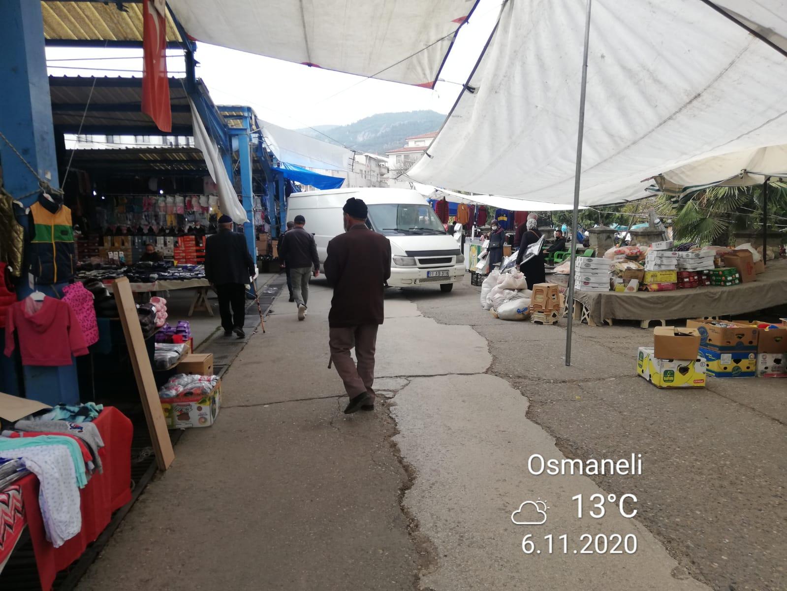 BU KAFAYLA OSMANELİ'DE KORONA BİTMEZ