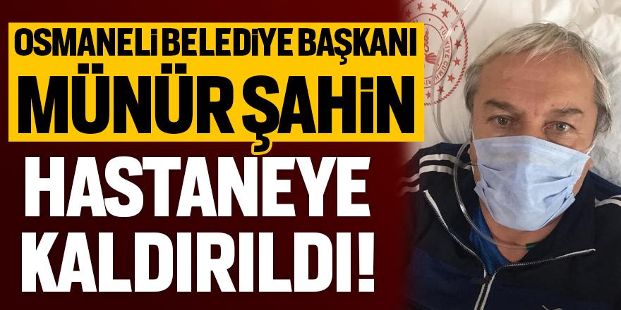 Osmaneli Belediye Başkanı Münür Şahin hastaneye kaldırıldı!