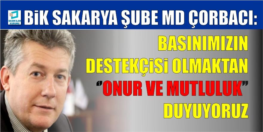 BASINIMIZIN DESTEKÇİSİ OLMAKTAN ''ONUR VE MUTLULUK'' DUYUYORUZ