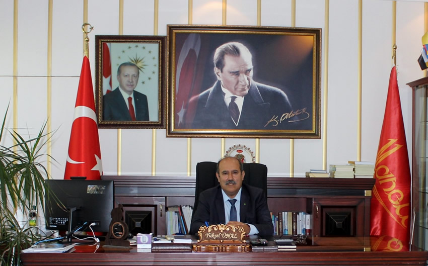 """""""ŞEHİTLERİMİZE BORCUMUZU ÖDEYEMEYİZ"""""""