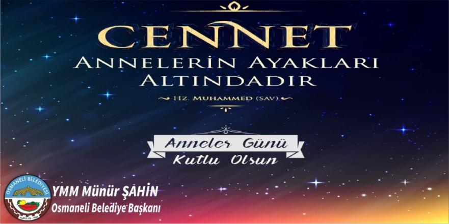 Osmaneli Belediye Başkanlığı - Anneler Günü