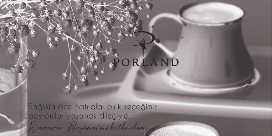 Porland Porselen - Bayram Tebriği