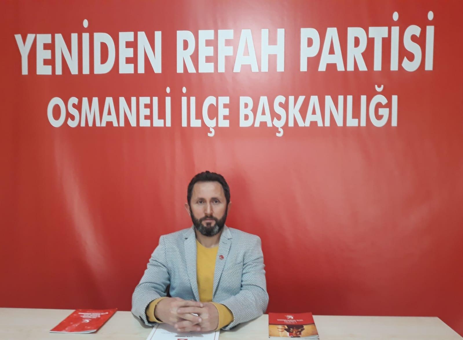 """""""TARIMSAL KOOPERATİFLEŞMEYE GİDİLSİN"""""""