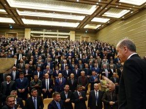 """""""BU TOPLANTILAR DEVLET İLE MİLLETİN BULUŞMASIDIR"""""""